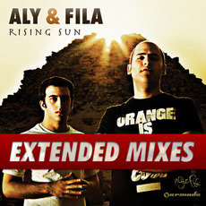 Rising Sun (Extended Mixes) mp3 Album by Aly & Fila