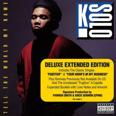 Tell The World My Name (Deluxe Extended Edition) by K-Solo
