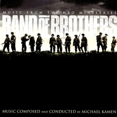 Band of Brothers: Music From the HBO Miniserie mp3 Soundtrack by Michael Kamen
