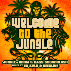 Welcome To The Jungle: The Ultimate Jungle Cakes Drum & Bass Compilation mp3 Compilation by Various Artists
