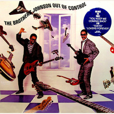 Out of Control mp3 Album by The Brothers Johnson