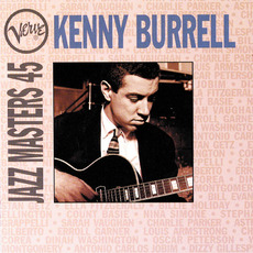 Verve Jazz Masters 45 mp3 Artist Compilation by Kenny Burrell
