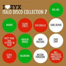 I Love ZYX Italo Disco Collection 7 mp3 Compilation by Various Artists