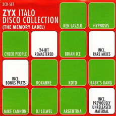 ZYX Italo Disco Collection (The Memory Label) mp3 Compilation by Various Artists