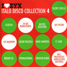 I Love ZYX Italo Disco Collection 4 mp3 Compilation by Various Artists