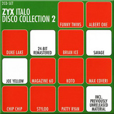 I Love ZYX Italo Disco Collection 2 mp3 Compilation by Various Artists