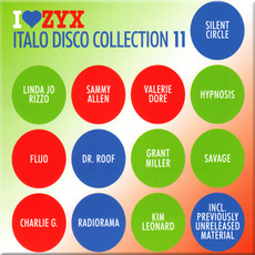 I Love ZYX Italo Disco Collection 11 mp3 Compilation by Various Artists