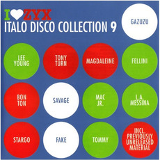 I Love ZYX Italo Disco Collection 9 mp3 Compilation by Various Artists