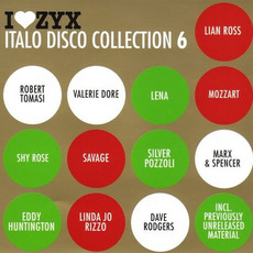 I Love ZYX Italo Disco Collection 6 mp3 Compilation by Various Artists