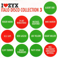 I Love ZYX Italo Disco Collection 3 mp3 Compilation by Various Artists