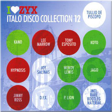 I Love ZYX Italo Disco Collection 12 mp3 Compilation by Various Artists