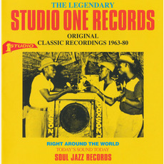 The Legendary Studio One Records: Original Classic Recordings 1963-1980 mp3 Compilation by Various Artists
