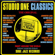 Studio One Classics mp3 Compilation by Various Artists