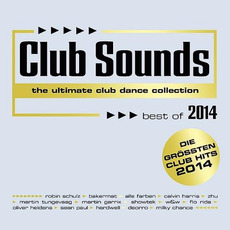 Club Sounds: Best of 2014 mp3 Compilation by Various Artists