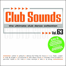 Club Sounds, Volume 63 mp3 Compilation by Various Artists