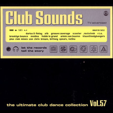 Club Sounds, Volume 57 mp3 Compilation by Various Artists