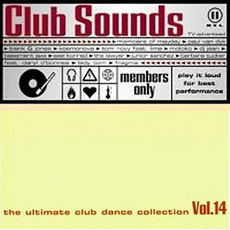 Club Sounds, Volume 14 mp3 Compilation by Various Artists