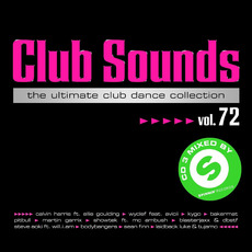 Club Sounds, Volume 72 mp3 Compilation by Various Artists