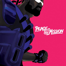 Peace is the Mission mp3 Album by Major Lazer