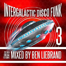 Intergalactic Disco Funk 3 by Various Artists