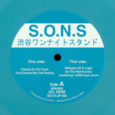 Shibuya One Night Stand EP by S.O.N.S