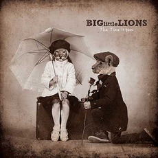 The Time Is Now mp3 Album by Big Little Lions
