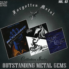 Forgotten metal, Volume 3 mp3 Compilation by Various Artists