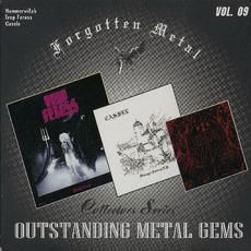 Forgotten metal, Volume 9 mp3 Compilation by Various Artists