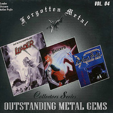 Forgotten metal, Volume 4 mp3 Compilation by Various Artists