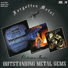 Forgotten metal, Volume 14 mp3 Compilation by Various Artists
