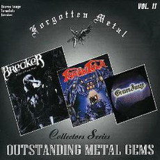 Forgotten metal, Volume 11 mp3 Compilation by Various Artists