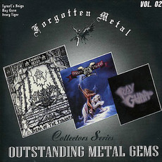 Forgotten metal, Volume 2 mp3 Compilation by Various Artists