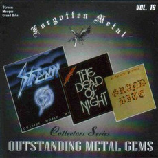 Forgotten metal, Volume 16 mp3 Compilation by Various Artists