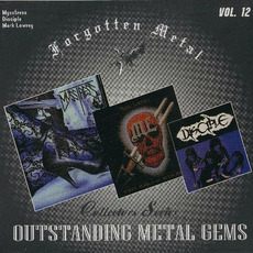 Forgotten metal, Volume 12 mp3 Compilation by Various Artists