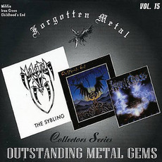 Forgotten metal, Volume 15 mp3 Compilation by Various Artists