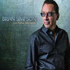 Just What You Need mp3 Album by Brian Simpson