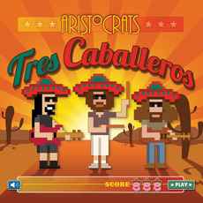Tres Caballeros mp3 Album by The Aristocrats