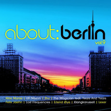 About: Berlin, Volume 9 mp3 Compilation by Various Artists