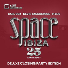 Space Ibiza 2014 (25th Anniversary) mp3 Compilation by Various Artists