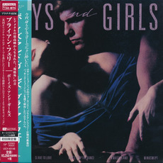 Boys and Girls (Japanese Edition) mp3 Album by Bryan Ferry