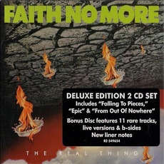 The Real Thing (Deluxe Edition) mp3 Album by Faith No More