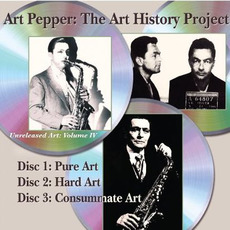 The Art History Project by Art Pepper