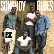 Music in Exile mp3 Album by Songhoy Blues