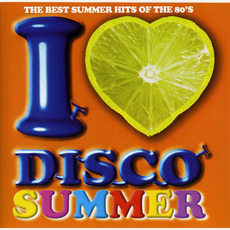 I Love Disco Summer, Volume 2 mp3 Compilation by Various Artists