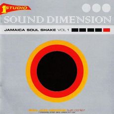 Jamaica Soul Shake, Volume 1 mp3 Artist Compilation by Sound Dimension