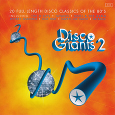 Disco Giants 2 mp3 Compilation by Various Artists