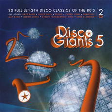 Disco Giants 5 mp3 Compilation by Various Artists