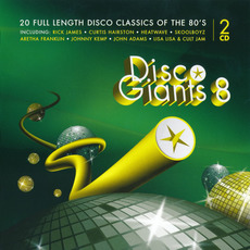 Disco Giants 8 mp3 Compilation by Various Artists