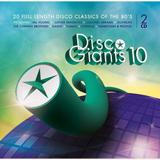 Disco Giants 10 mp3 Compilation by Various Artists