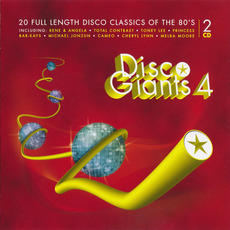 Disco Giants 4 mp3 Compilation by Various Artists